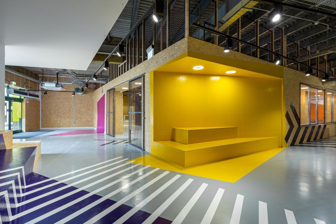 Spatial Environments Award Winning Fit Out Services