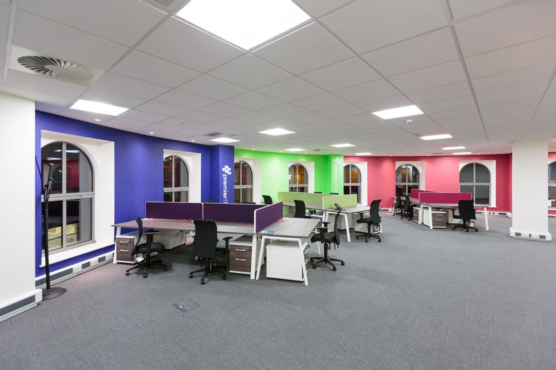 Premier Group recruitment offices, Manchester